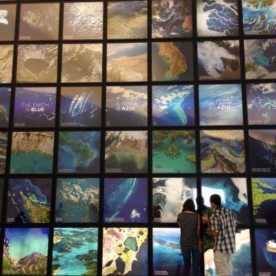 Museu do Amanhã, Terra, Cubo Matéria, Rio de Janeiro, Praça Mauá - Foto Nathalia Molina @ComoViaja (1024x1024)