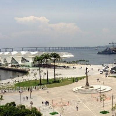 Praça Mauá Rio de Janeiro Museu do Amanhã - Foto Nathalia Molina @ComoViaja - Destaque