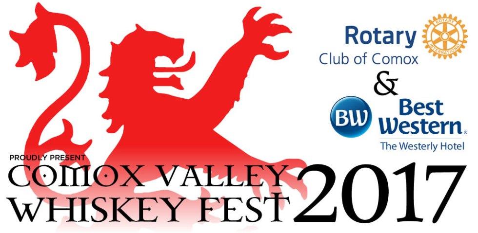 Comox Valley Whiskey Fest 2017