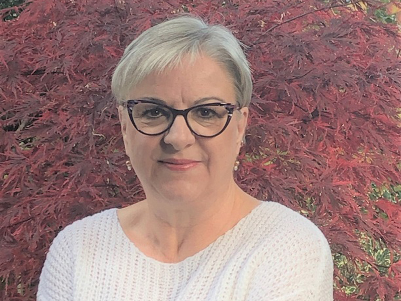Sylvia Stone - Treasurer