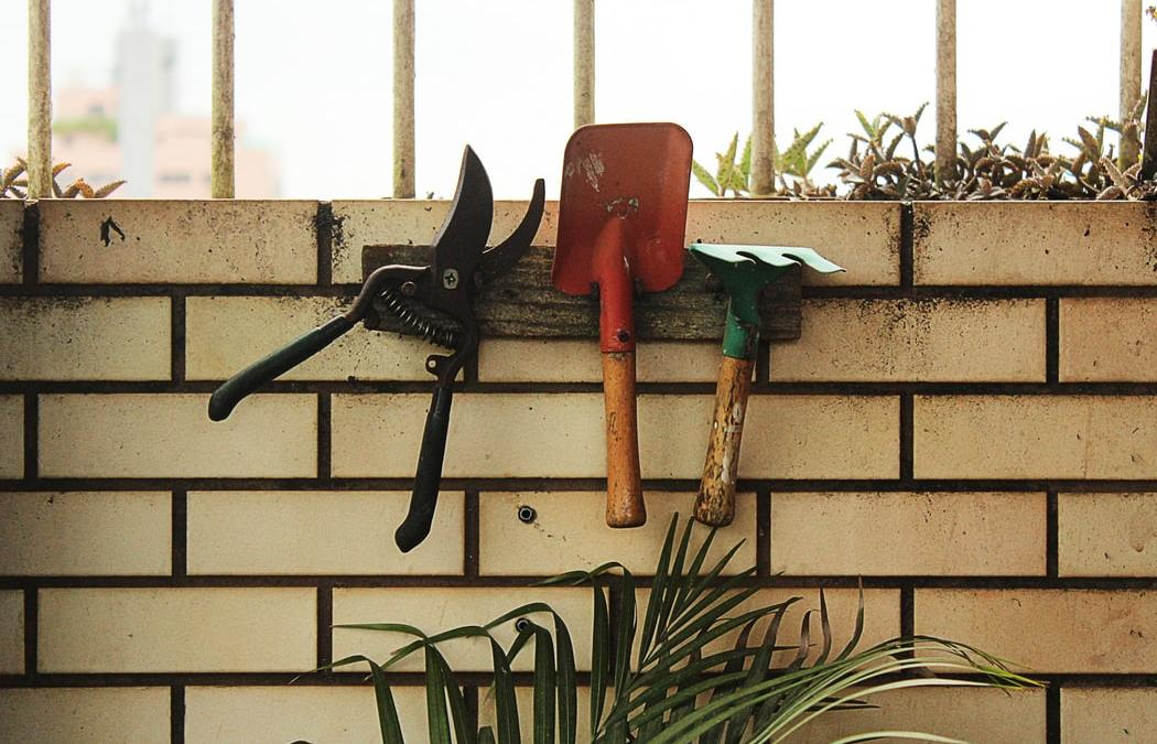 Garden Tool Prep—It's Time!