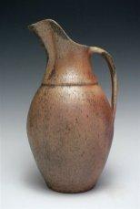 Pottery jug by Maeva Collins
