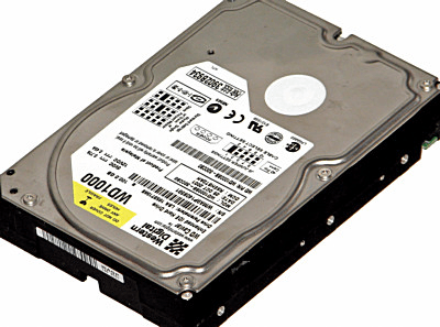 Cum arata hard disk-ul