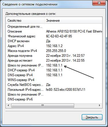 آدرس IP روتر خود را با استفاده از رابط ویندوز یاد بگیرید