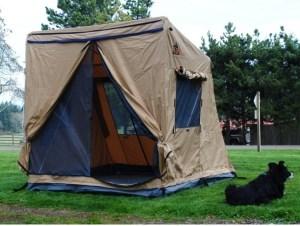 26 Second Quick setup camping tent