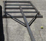 Compact Camping Trailer Frames 1