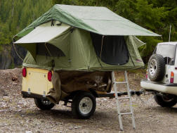 DIY Roof Top Tent Ideas & lightweight rooftop tent Archives | Compact Camping Concepts