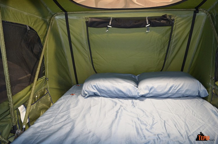 Roof Top Tent Sheet Set for Luxury Camping
