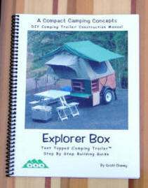 Compact Camping Trailer Building Plans