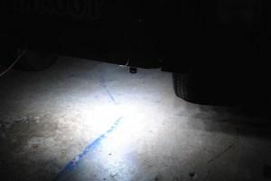 roof top tent or trailer lighting strips