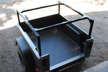 No Weld Trailer Racks DIY How To