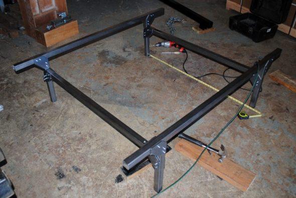 kayak trailer Build at Home DIY
