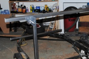 trailer rack crossbar no weld trailer racks by Compact Camping Concepts