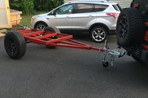 Camping Trailer Harbor Freight