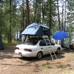 Is A Folding Style Rooftop Tent Unit Right For You Compact Camping Concepts
