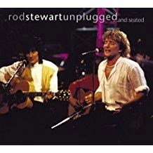 Rod Stewart – Unplugged… and Seated