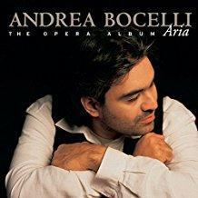 Andrea Bocelli – Aria – The Opera Album