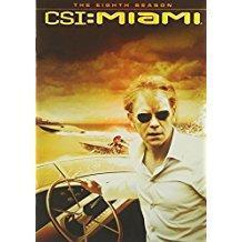 CSI – Miami – Season 8 (DVD) (LS)