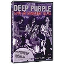 Deep Purple Live in Concert 72 – 73 (DVD) (LS) OOP