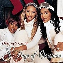Destiny's Child – 8 Days of Christmas SS