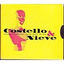 Elvis Costello and Steve Nieve – Live 1996 (5 CD Box Set)(LS) (Slight wer to outer box)