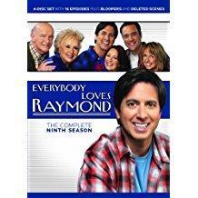 Everybody Loves Raymond Season 9 – Ray Romano (DVD Box Set) (LS on One Disc)
