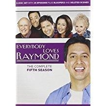 Everybody Loves Raymond The Complete Fifth Season (Missng Outer Cover), (LS)