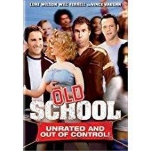 Old School Unrated – Will Ferrell FS (DVD)