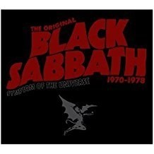 Black Sabbath – Symptom of the Universe – The Original Black Sabbath 1970-1978 (2 CDs)