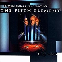The Fifth Element – Soundtrack by Eric Serra