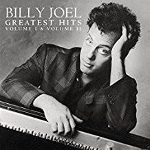 Billy Joel – Greatest Hits Volume I and Volume II (2 CDs) (Original)