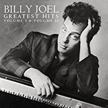Billy Joel – Greatest Hits Volume I and Volume II (2 CDs) (Original)