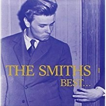 The Smiths – Best of the Smiths, Vol. 1 (Hole in artwork)