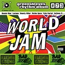 World Jam – Greensleeves Rhythm Album 73