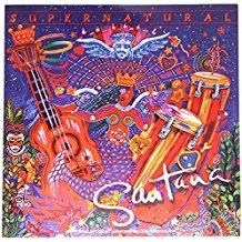 Santana – Supernatural (1 CD) (VS)