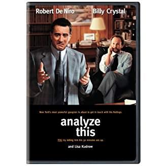 Analyze This – Robert DeNiro, Billy Crystal R
