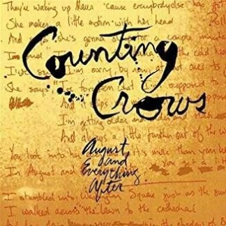 Counting Crows – August and Everything After (Original)