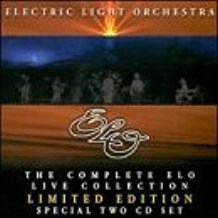 Electric Light Orchestra – The Complete ELO Live Recordings Limited Edition (2 CDs)  OOP MEGA RARE (A)