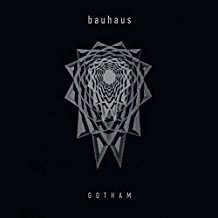 Bauhaus – Gotham (2 CDs) (Crack in inner tray)