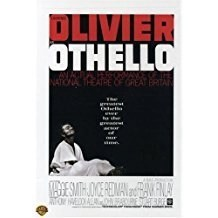 Othello starring Lawrence Olivier (DVD) (LS)
