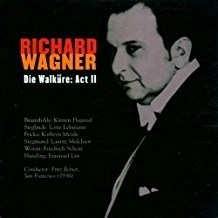 Wagner – Die Walkure, Act 2