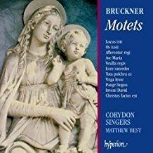 Bruckner – Motets, Ave Maria, Vexilla regis – Corydon Singers, Matthew Best