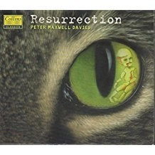 Peter Maxwell Davies – Resurrection (2 CDs)