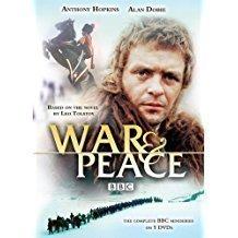 War & Peace – Anthony Hopkins (DVD Box Set) (LS)