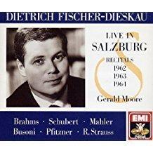 Dietrich Fischer-Dieskau – Salzburg Recitals (3 CDs)