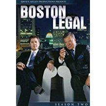 Boston Legal – Season 2 (James Spader, William Shatner)