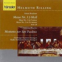 Helmuth Rilling – Mass No.3-Mottetto