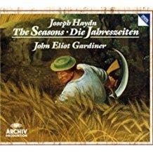 Joseph Haydn – Die Jahreszeiten – John Eliot Gardiner (2 CDs)