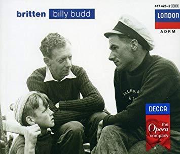 Benjamin Britten – Billy Budd, Holy Sonnets, etc. (3 CDs)