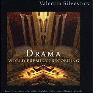 Valentin Silvestrov – Drama – World Premiere Recording